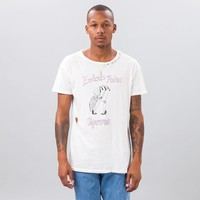 NY Dolls T-Shirt in White