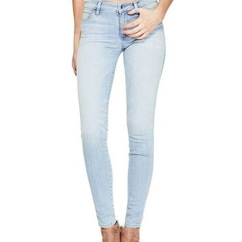 Sexy Curve Skinny Jeans at Guess