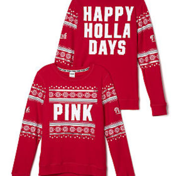 Holiday Crew - PINK - Victoria's Secret from Victoria's Secret