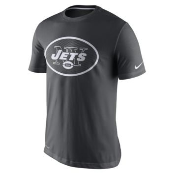 Nike Team Travel Dri-FIT (NFL Jets) Men's T-Shirt