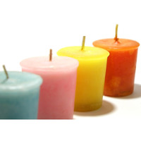 Lavender-Seduction Natural Hand Poured Soy Candles