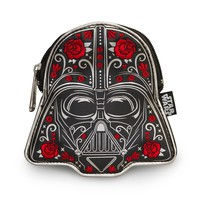 Star Wars Darth Vader Floral Coin Bag - View All - Brands