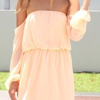 A Shoulder to Try On: Off the Shoulder Styles