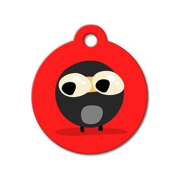 Little Ninja - Cute Pet Tag