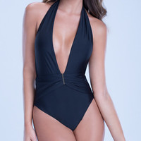 Classy Babe One Piece Swimsuit