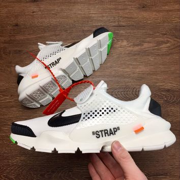 Off-White x Nike La Nike Sock Dart  \