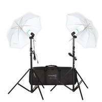 Square Perfect Premium Photo Studio Lighting Umbrella Stand Full Spectrum Lights