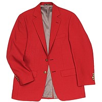Tailgate Blazer in Red by Country Club Prep - FINAL SALE