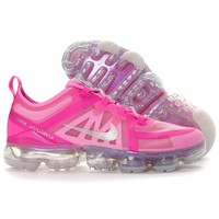 Nike Air Vapormax 2019 Rose red Running Sneakers Sport Shoes