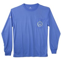 Southern Marsh Men's FieldTec Pocket Tee