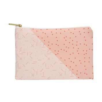 Mareike Boehmer Geometry Blocking 2 Pouch