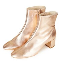 MERCURY Soft Toe Ankle Boots