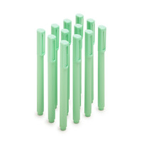 Mint Signature Ballpoint Pens, Set of 12