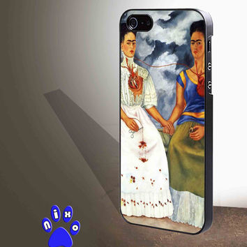 Frida Kahlo the two fridas for iphone 4/4s/5/5s/5c/6/6+, Samsung S3/S4/S5/S6, iPad 2/3/4/Air/Mini, iPod 4/5, Samsung Note 3/4 Case *NP*