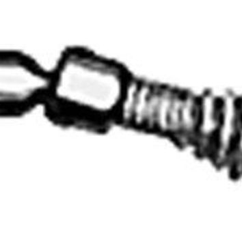 Ridgid C-22 Sink Cable With Drop-head Auger, 5-16 In. X 50 Ft.