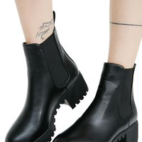 Cassie Cleated Chelsea Boots