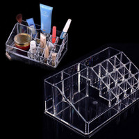 Jewelry Storage Cosmetic Transparent Acrylic Accessory Box [11499262735]
