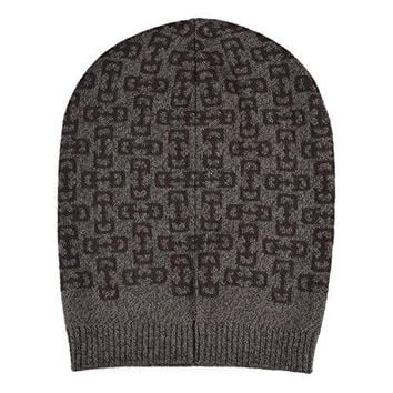 Gucci Unisex Multi-Color 100% Wool Beanie Hat One Size