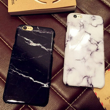 Marble Iphone 6 6S Plus Iphone 5s creative case Cover