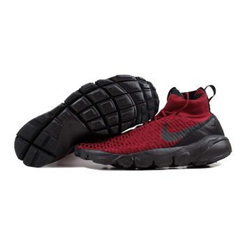 Nike Air Footscape Magista Flyknit FC Team Red/Black-Team Red 830600-600