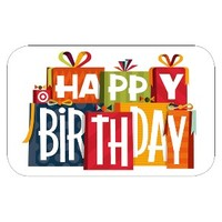 Happy Birthday Gifts GiftCard