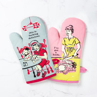 Cheeky Oven Mitt | FIREBOX\u00ae