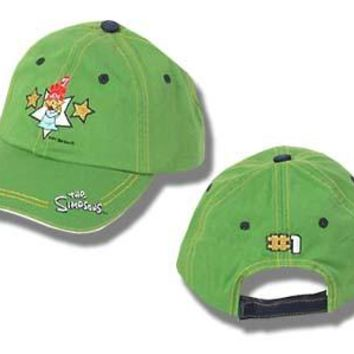 The Simpsons Magic Star Girl BioDomes Cap