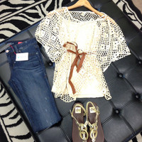The Bethany lace top - BOMSHELL BOUTIQUE