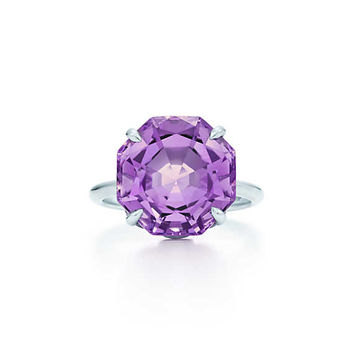 Tiffany & Co. - Tiffany Sparklers:Lavender AmethystRing