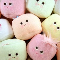 Mini Marshmallowchoose your colour by scrumptiousdelight on Etsy