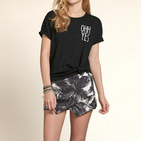 Oh Yes Graphic Tee