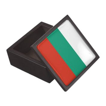 Bulgarian Flag Premium Gift Box