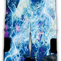 Lightning Blast Custom Elite Socks