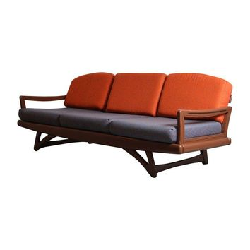 Pre-owned Mid-Century Modern Danish Sofa