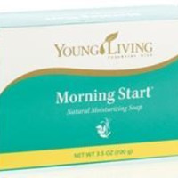Young Living Morning Start Moisturizing Soap - 3.45 Ounces
