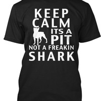 Keep Calm Pitbull Tees!