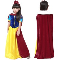 Halloween Costume Cloak Dress Princess Dress [8978954439]