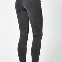 Calvin Klein Worn Gray Jean Leggings at PacSun.com