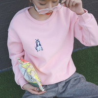 Inu Pullover from MILK CLUB