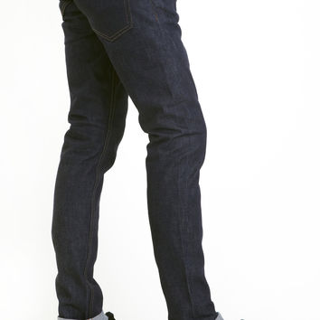 The Skeleton Skinny 16.5oz Selvage