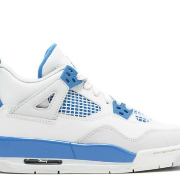 Air Jordan 4 Retro Military Blue (2012 Release) GS