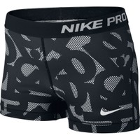 "Nike Women's Pro Core 3"" Printed Compression Shorts Dick's Sporting Goods"