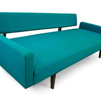 Sofa | Daybed by Honeta 1959 Franz Hohn Germany Teak 60s