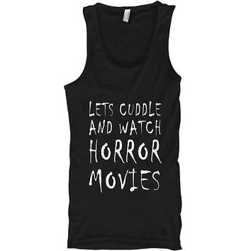 Lets Cuddle And Watch Horror Movies