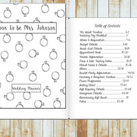 Bling Bling Wedding Planner
