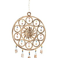 UMA Made In India Celestial Sun Wind Chime