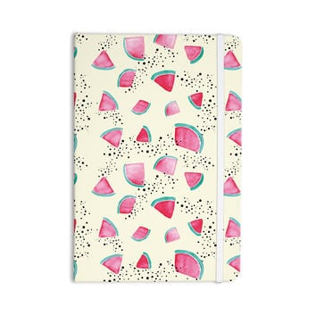 "Danii Pollehn ""Watermelon"" Food Everything Notebook"