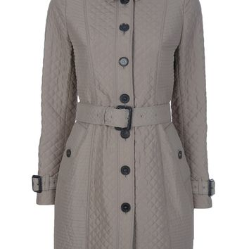 Burberry London 'Nightstone' Trench Coat