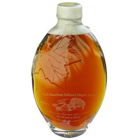 Jed's Infused Vermont Maple Syrup - Bourbon Flavored - Certified Organic - 8.45 oz