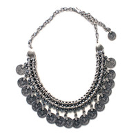 Kismet Short Coin Necklace